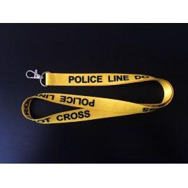 Police Line Do Not Cross nyakpánt