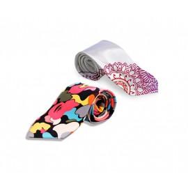 Nyakkendő, egyedi fényképpel, felirattal