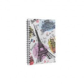 Jegyzetfüzet, egyedi fényképpel, felirattal