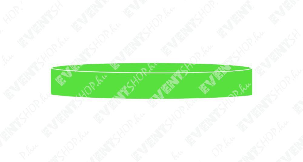 Szilikon karkötő - Neon színben