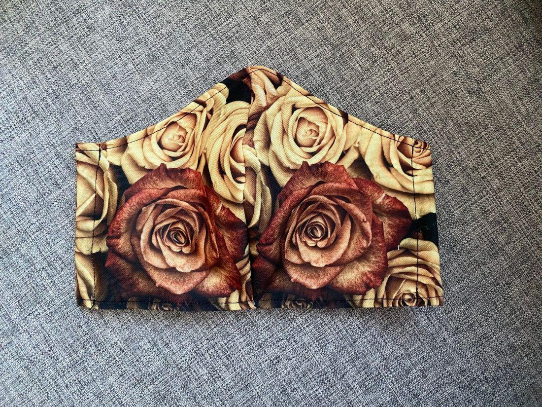 Rózsa Arcmaszk