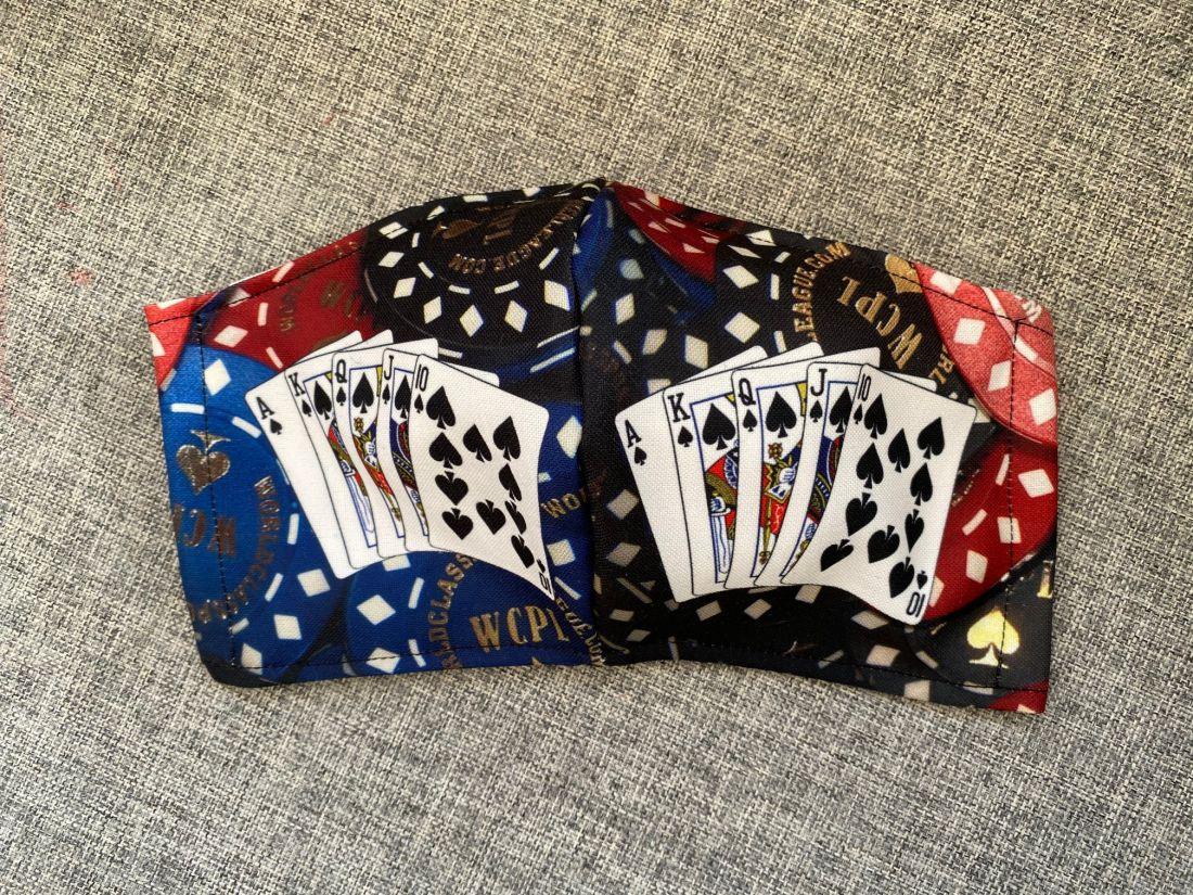 Póker Arcmaszk