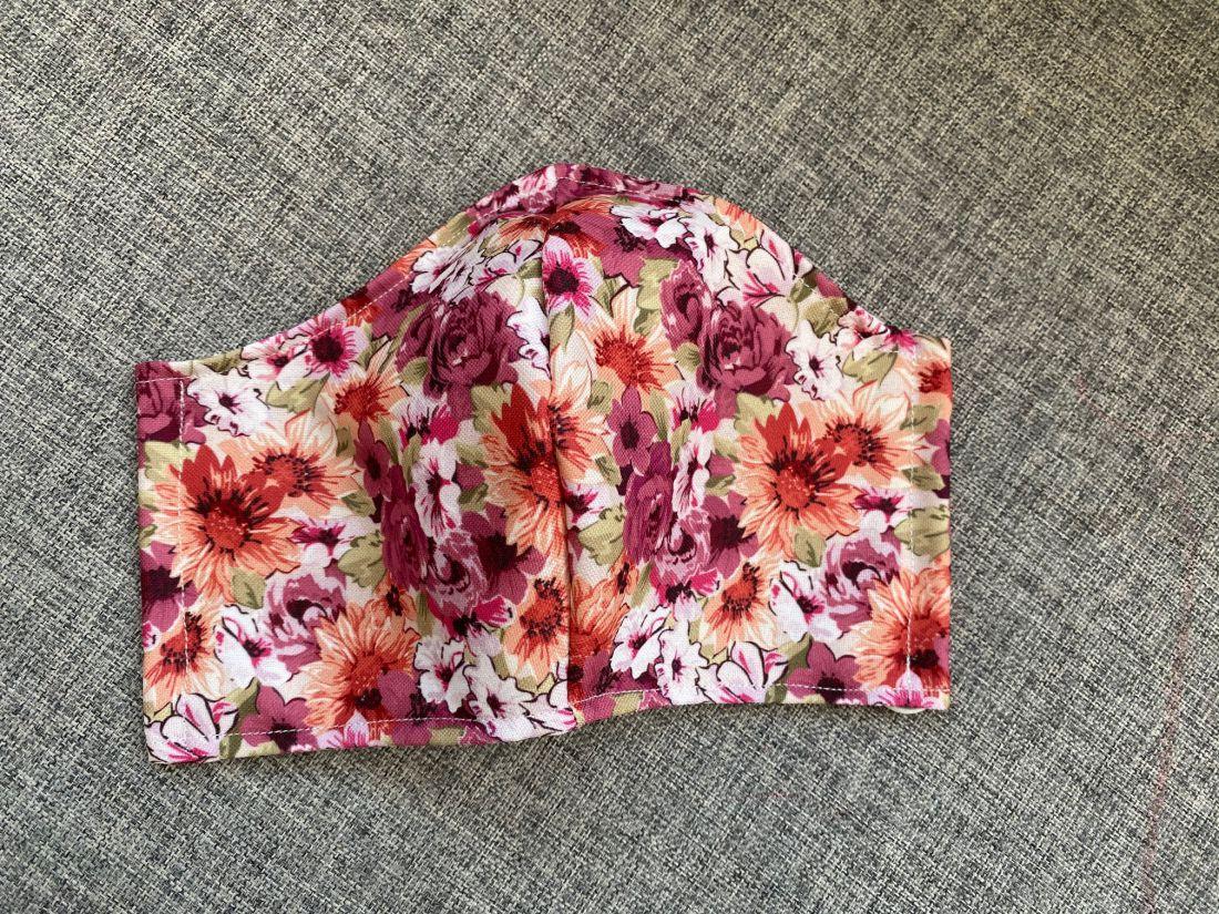 Virág Arcmaszk