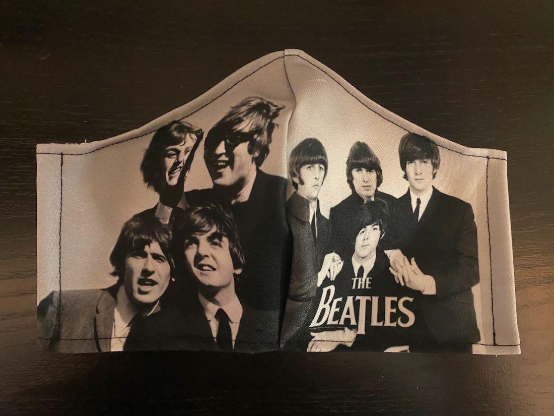 The Beatles Arcmaszk