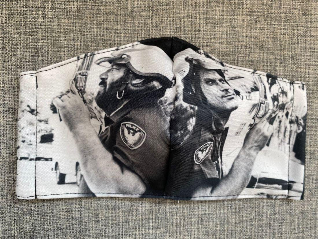 Bud Spencer és Terence Hill Arcmaszk