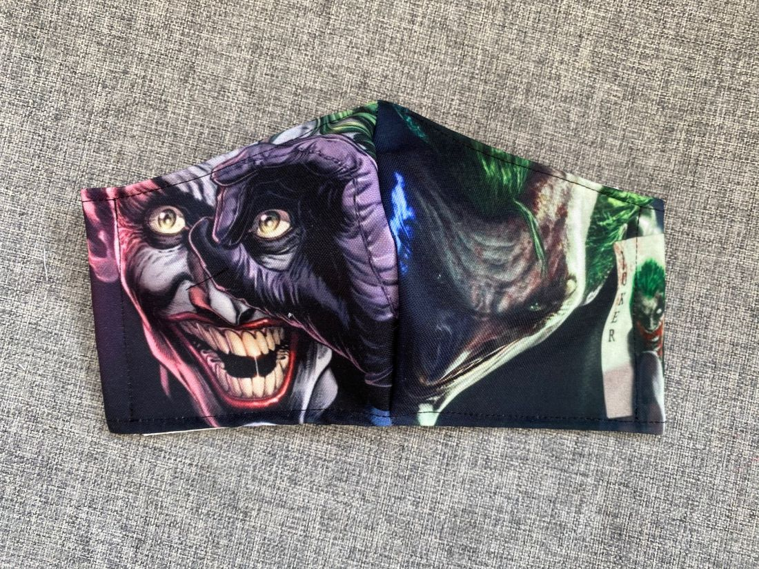 Joker Arcmaszk