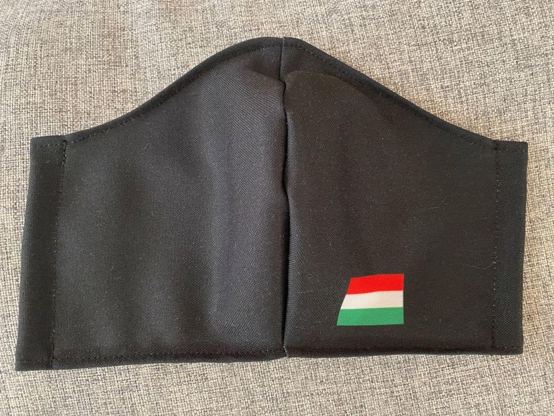 Magyar zászlós Arcmaszk
