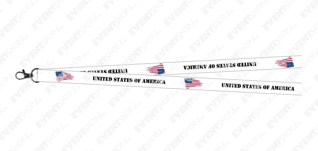 USA nyakpánt