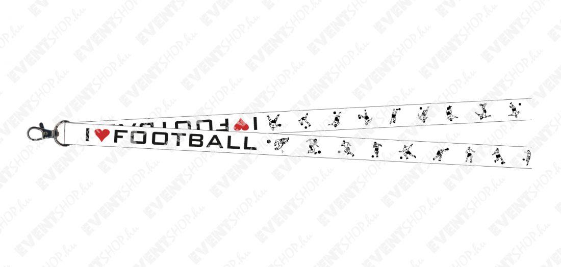 I love Football nyakpánt