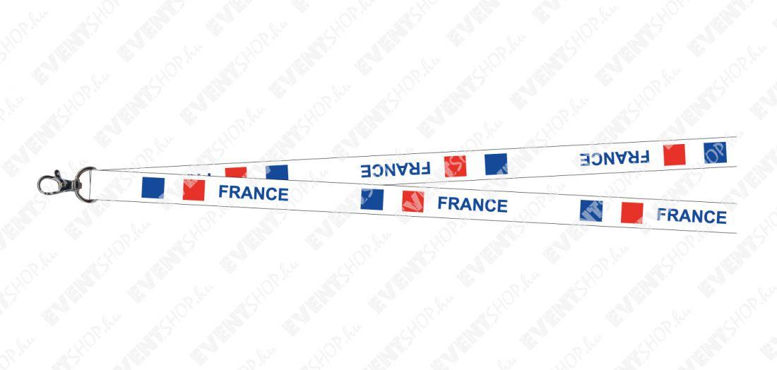 France nyakpánt