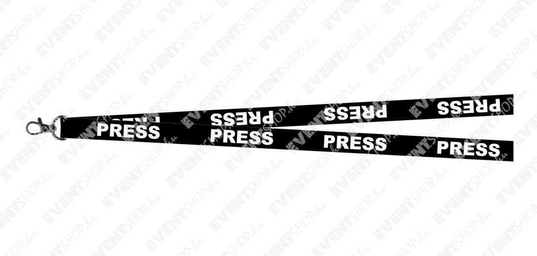 Press nyakpánt