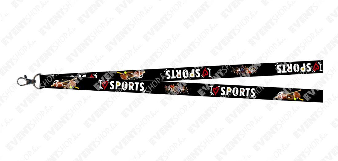 I love Sports nyakpánt
