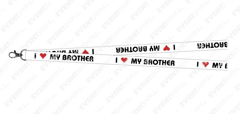 I love my brother nyakpánt